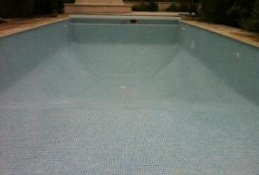 Rénovation des joints piscine béton sur sanary