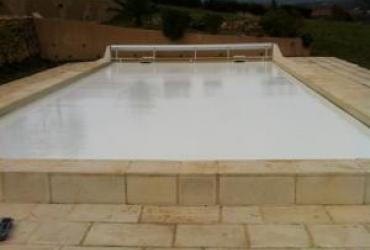 Sécurité piscine: La pose d'une couverture automatique