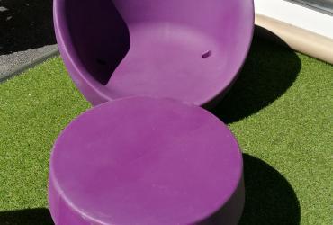 Fauteuil de piscine design BOON'S