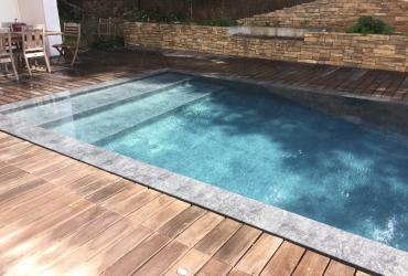 Réparation d'importantes fuites piscine à Toulon