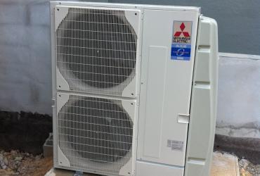 La pompe à chaleur CLIMEXCELL MITSUBISHI MPI/MZI