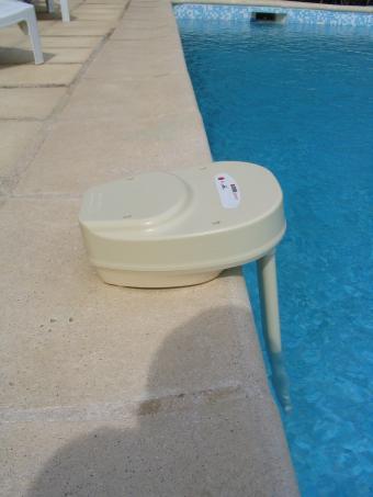 La sécurité piscine