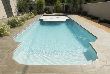 L'entretien de la piscine