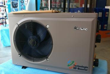 La pompe à chaleur CLIMEXCELL fairland plus INVERTER PLUS