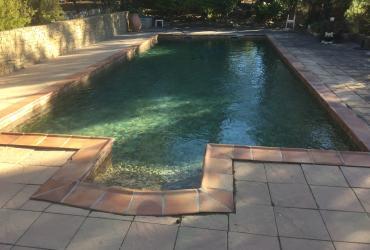 Rénovation piscine, fourniture d'un liner3D TOUCH le beausset var