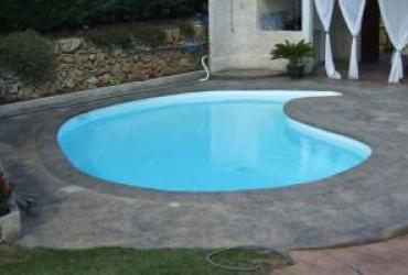 Les piscines forme libre