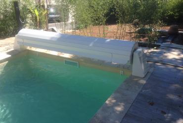 les volets automatiques de piscines