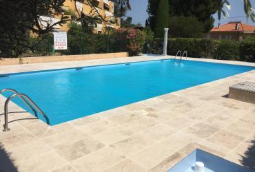 Rénovation d'une piscine de copropriété à bandol var