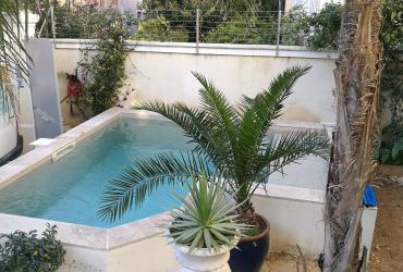 Mini piscine centre ville Toulon 83