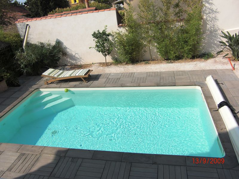 La couleur de l 39 eau de piscine r novation de piscine for Piscine de sable