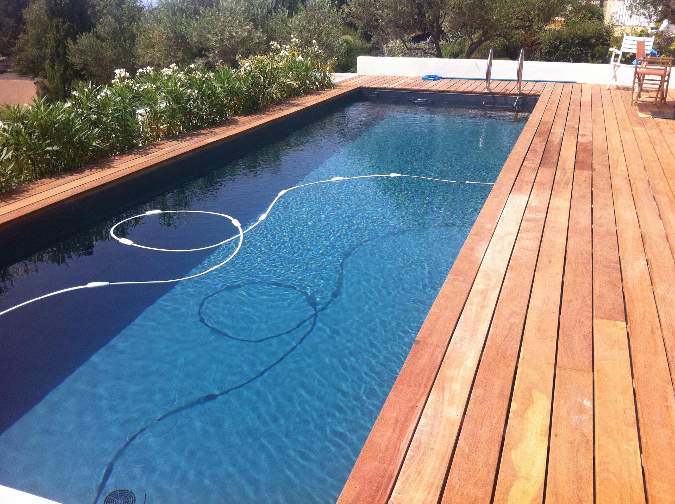 Le pvc arm ou membrane arm e le liner ou pvc arm piscine - Prix pvc arme piscine ...