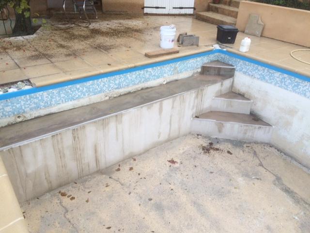 r am nager son bassin de piscine les solutions modification d 39 une piscine. Black Bedroom Furniture Sets. Home Design Ideas