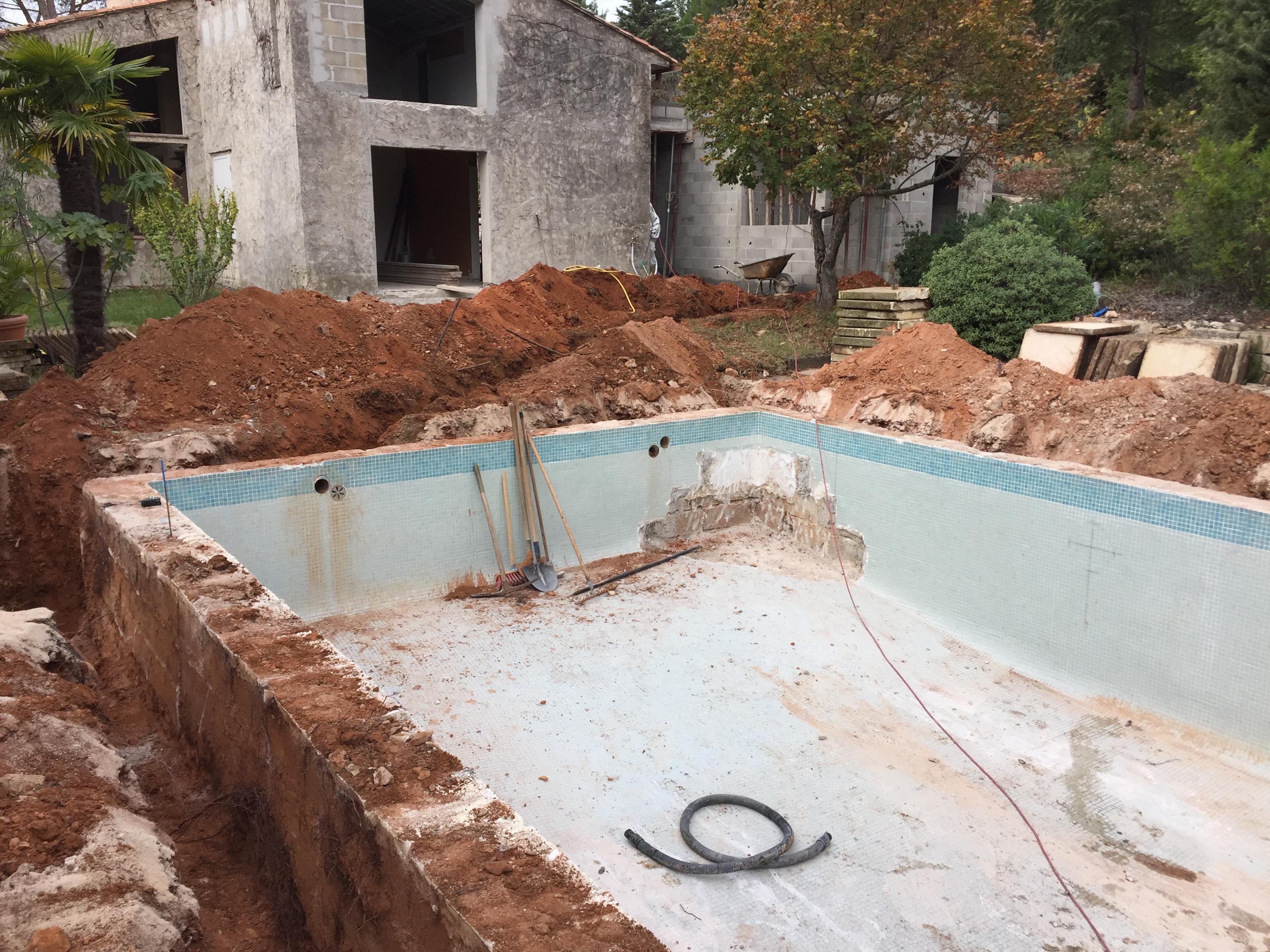 r novation d 39 une piscine carrel e le tholonnet 13 r novation de piscine. Black Bedroom Furniture Sets. Home Design Ideas