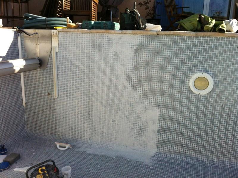 r novation des joints creus s d 39 une piscine carrel e toulon var. Black Bedroom Furniture Sets. Home Design Ideas